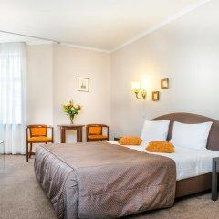 Hotel Leonardo Prague 4* Улучшенный номер с двуспальной кроватью фото 3