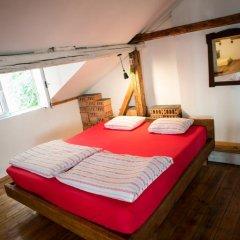 Отель Canape Connection Guest House Стандартный номер с 2 отдельными кроватями (общая ванная комната) фото 8