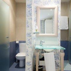 Отель Pensión Ur-alde Сан-Себастьян ванная
