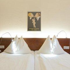 Отель Goldener Schlüssel 3* Стандартный номер с различными типами кроватей фото 13
