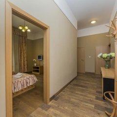 Отель Aparthotel Lublanka 3* Апартаменты с различными типами кроватей фото 6