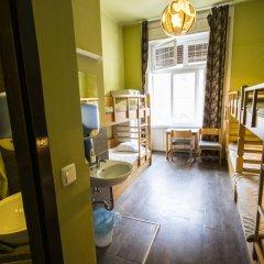 Treestyle Hostel Кровать в женском общем номере с двухъярусной кроватью фото 2