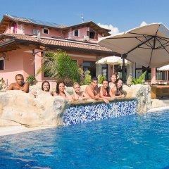 Отель L'Oasi del Fauno Country House Казаль-Велино бассейн