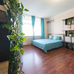 Гостиница 50 meters to Belorusskiy railway and subway station Улучшенные апартаменты с различными типами кроватей фото 11