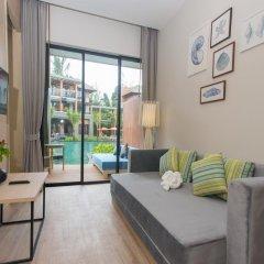 Отель Mai Khao Lak Beach Resort & Spa 4* Люкс повышенной комфортности с различными типами кроватей фото 20