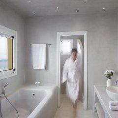 Отель Villa Ioli Anastasia Греция, Остров Санторини - отзывы, цены и фото номеров - забронировать отель Villa Ioli Anastasia онлайн ванная
