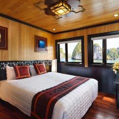 Отель Bai Tho Deluxe Junks комната для гостей фото 2