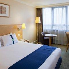 Отель Holiday Inn London Kensington Forum 4* Стандартный номер с различными типами кроватей фото 2