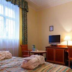 Villa Savoy Spa Park Hotel 4* Стандартный номер с двуспальной кроватью фото 5
