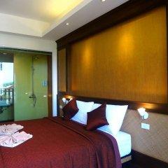 Отель Lanta For Rest Boutique 3* Номер Делюкс с двуспальной кроватью фото 13