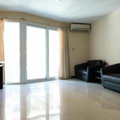 Отель Jomtien Plaza Residence 3* Номер Делюкс с различными типами кроватей фото 13