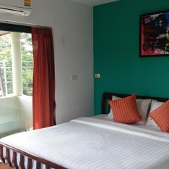 M Hostel Lanta комната для гостей фото 4