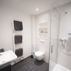 Отель A&M Flat Diamond Кёльн ванная фото 2