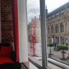 Отель Hostel Świdnicka 24 Польша, Вроцлав - отзывы, цены и фото номеров - забронировать отель Hostel Świdnicka 24 онлайн балкон