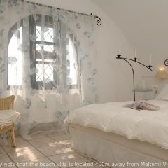 Отель Meltemi Village 4* Вилла с различными типами кроватей фото 4
