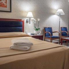 Mediterranean Hotel 4* Стандартный номер с различными типами кроватей фото 7
