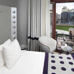 Taxim Hill Hotel 4* Стандартный номер с различными типами кроватей фото 6