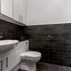 Апартаменты My-castle Apartments Эдинбург ванная