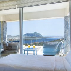 Отель Ada Villas - Kalkan Area Калкан комната для гостей фото 3