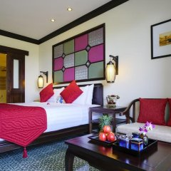 Little Beach Hoi An. A Boutique Hotel & Spa 4* Стандартный номер с различными типами кроватей фото 15