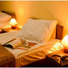 Отель Dalida 2* Стандартный номер с 2 отдельными кроватями