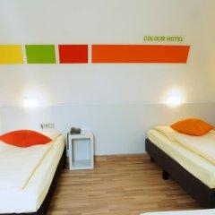 Colour Hotel 3* Стандартный номер с различными типами кроватей