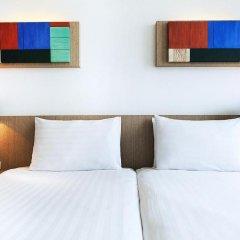 Отель Vic3 Bangkok 4* Студия Делюкс с различными типами кроватей фото 3
