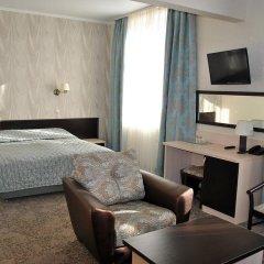 Гостиница Золотой Колос Улучшенная студия разные типы кроватей фото 4