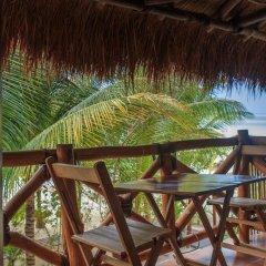 Отель Las Nubes de Holbox 3* Полулюкс с различными типами кроватей фото 21