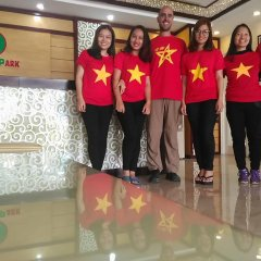 Ha Long Park Hotel интерьер отеля фото 3