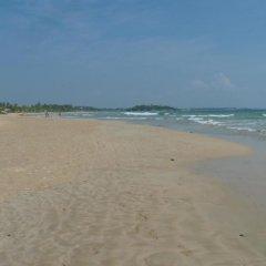 Отель Villa La Luna Шри-Ланка, Берувела - отзывы, цены и фото номеров - забронировать отель Villa La Luna онлайн пляж фото 2