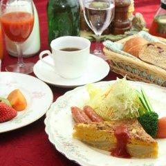 Отель Pension Angelica Минамиогуни питание фото 3