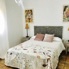 Отель 5 Soles Hostal Rural Gastronomico Стандартный номер с различными типами кроватей фото 3