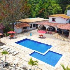 Отель y Cabañas Ros Гондурас, Тегусигальпа - отзывы, цены и фото номеров - забронировать отель y Cabañas Ros онлайн бассейн фото 3