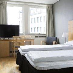 Comfort Hotel Stavanger 3* Стандартный номер с двуспальной кроватью фото 3