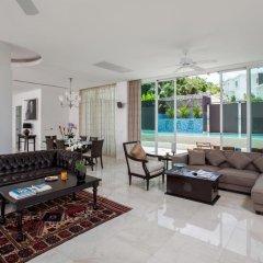 Отель Luxury Seaview Penthouse Kamala Beach интерьер отеля фото 2