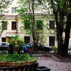 Laika Hostel парковка