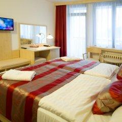 Hotel Krystal 3* Улучшенный номер с двуспальной кроватью фото 5