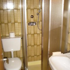 Отель Sonnbichl Горнолыжный курорт Ортлер ванная