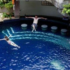 Отель Sunset Beach Resort бассейн