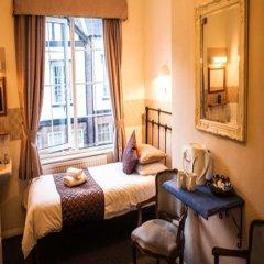 Отель Queen Anne's Guest House 3* Стандартный номер с 2 отдельными кроватями фото 3