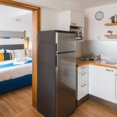 Отель Park Lane Aparthotel 4* Студия Делюкс с различными типами кроватей фото 6