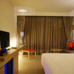 Отель Yama Phuket 4* Улучшенный номер двуспальная кровать фото 10