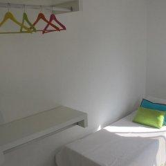 Отель Apt barramares 2 quartos vista mar Апартаменты с различными типами кроватей фото 49