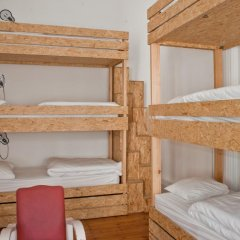 The Independente Hostel & Suites Кровать в общем номере фото 2