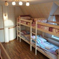 Хостел Амигос Кровать в общем номере с двухъярусными кроватями фото 5