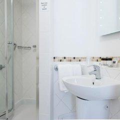 Отель Innkeeper's Lodge Brighton, Patcham Великобритания, Брайтон - отзывы, цены и фото номеров - забронировать отель Innkeeper's Lodge Brighton, Patcham онлайн ванная