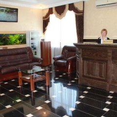 Гостиница Европа в Черкесске отзывы, цены и фото номеров - забронировать гостиницу Европа онлайн Черкесск интерьер отеля фото 3