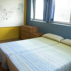 Be Dream Hostel Кровать в общем номере с двухъярусной кроватью фото 2