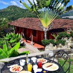 Отель Iguana Azul Гондурас, Копан-Руинас - отзывы, цены и фото номеров - забронировать отель Iguana Azul онлайн питание